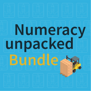 Numeracy Unpacker Bundle Offer Image